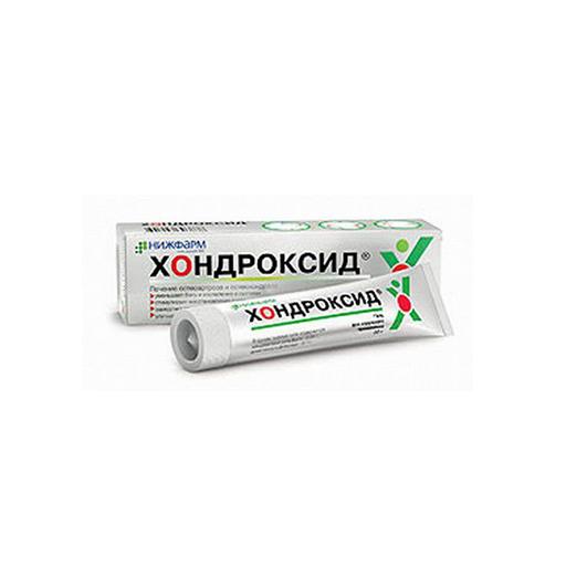 ХОНДРОКСИД  МАЗЬ 30 Г