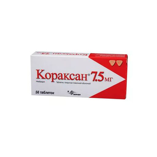 КОРАКСАН 7,5МГ №56