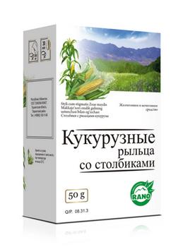 Кукурузные рыльца 30г (Замона Рано)