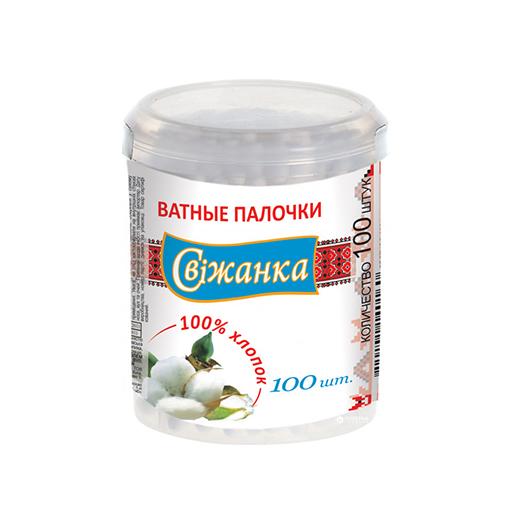 ВАТНЫЕ ПАЛОЧКИ №100 КОТТОН КЛУБ