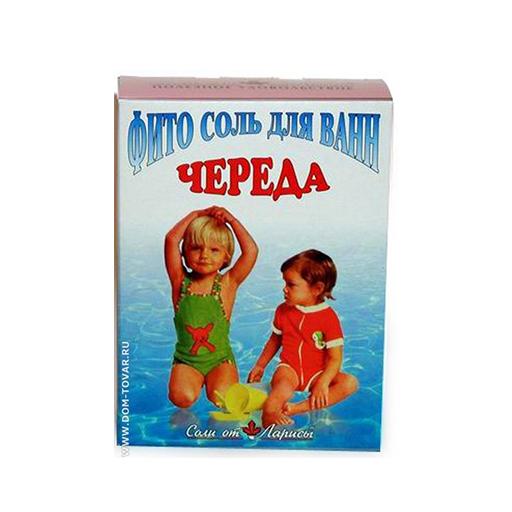 ФИТО СОЛЬ ЧЕРЕДА  для детей 300 г
