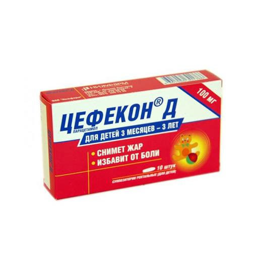 ЦЕФЕКОН Д 0,25 №10 СВЕЧИ