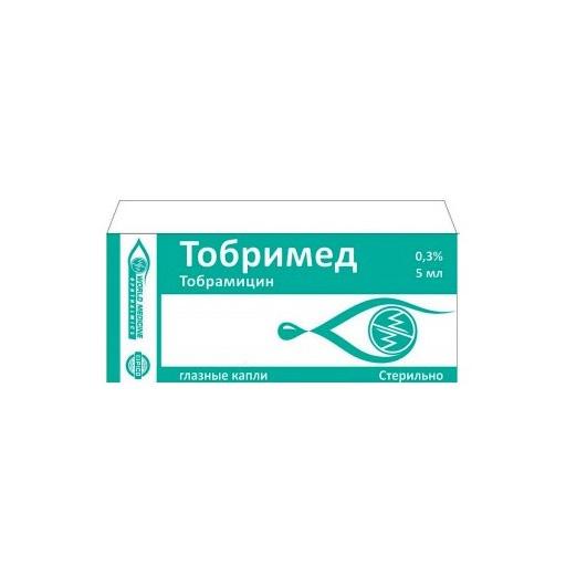 ТОБРИМЕД 5мл  КАПЛИ
