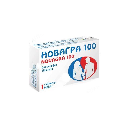 НОВАГРА 100 МГ №4