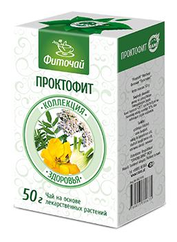 Фиточай Проктофит (Замона Рано)