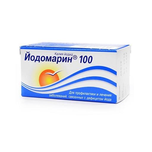 ЙОДОМАРИН 100  Таблетки № 100