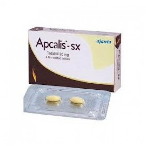АПКАЛИС-SX 20мг №2