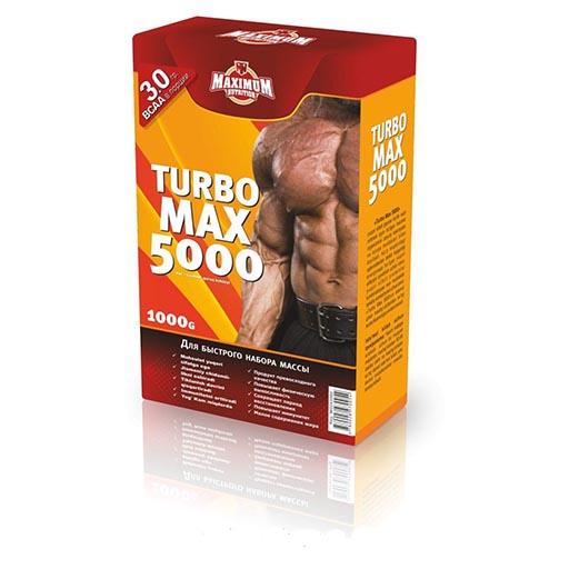 ПРОТЕИН TURBO MAX 5000 (1000ГР)