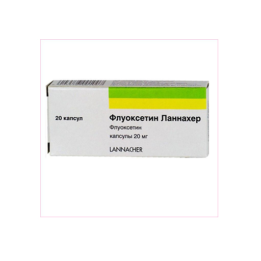 флуоксетин ланнахер №20